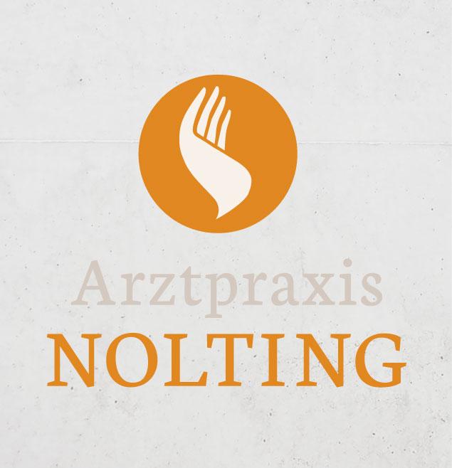 Nolting Teaser Arztpraxis Corporate Design Print Web Betreuung