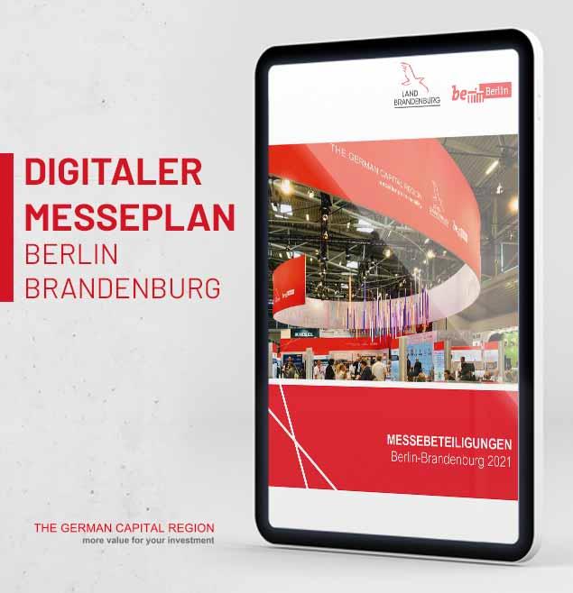 Messeplan Teaser Hauptstadtregion Berlin Brandenburg