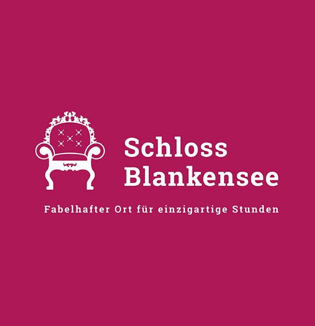 Blankensee Teaser Logo Schweiger Design Konzept CorporateDesign CMS WordPress Webseite